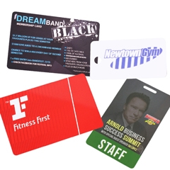 Printed Plastic Cards