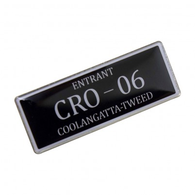 Custom Plastic Name Badges