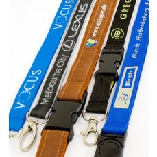 Executive Woven Lanyards