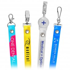 Custom Silicone Lanyards