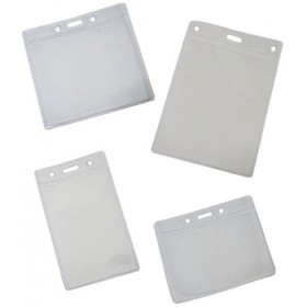 In Stock PVC Card Holders