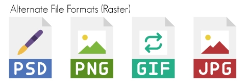 Raster Based File Formats